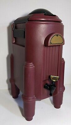Cambro Camserver Csr5 5 Gal Insulated Hotcold Beverage Water Dispenser Server