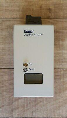 Drager Alcotest Breathalyzer Draeger 7410 Plus - FREE SHIPPING