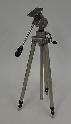 Vintage Aluminum Folding Adjustable Camera Tripod