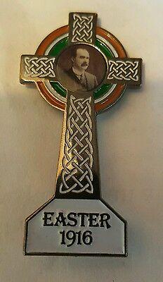 James Connolly 1916 Easter Rising commemorative celtic cross Irish Republic