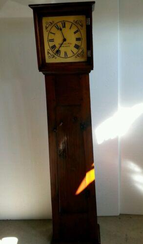 Grandfather Clock Stephen Von Hohen Bucks County ...