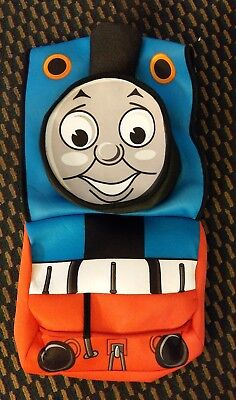 THOMAS THE TRAIN TANK ENGINE 3D POP OUT PULLOVER HALLOWEEN COSTUME NO HAT 4 5 6 - Thomas The Train Halloween Costumes