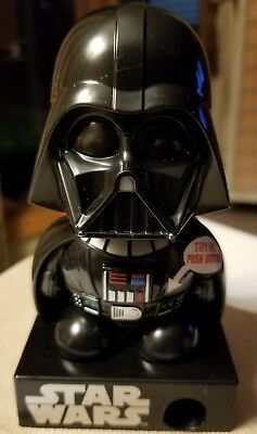 DISNEY STAR WARS DARTH VADER CANDY DISPENSER WITH SOUND ](Star Wars Candy)