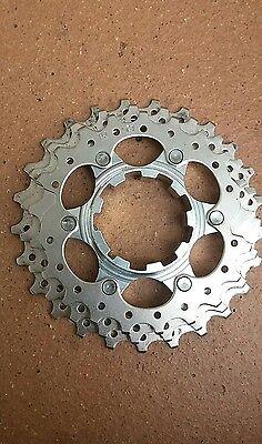 Juego tres piñones 21-23-25 Bicicleta Vintage