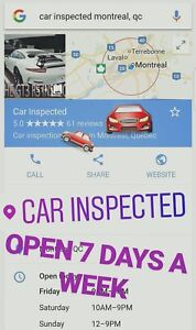 Buick used car mobile inspectors