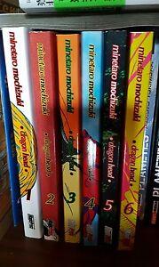 Dragon-Head-da-1-a-6-Prima-edizione-Magic-Press-RARO