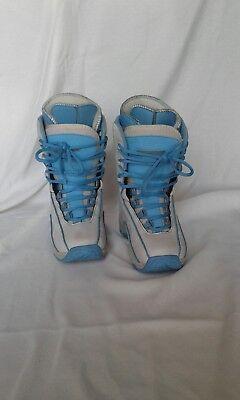 Heelside women's snowboard boots size 7