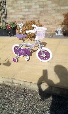 """12"""" Kids Trax Bike with basket"""
