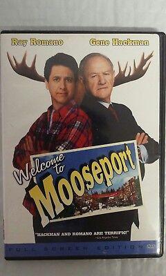 Welcome to Mooseport (DVD, 2004, Pan  Scan)