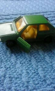 VW Polo corgi juniors collectors toy car
