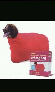 Dry Dog Bag  Size 3 14