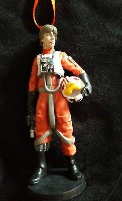 Disney Star Wars X-wing Pilot Luke Skywalker Christmas Ornament