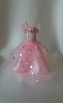 1:12/12th scale Ball Gown/Evening Dress - Hand crafted by Eva