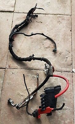 ENGINE WIRING HARNESS BATTERY CABLE LOOM z13dth ASTRA H 1.3 CDTI VAUXHALL Opel
