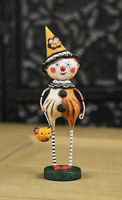 Lori Mitchell™ - Trick or Treat Clown - Halloween Costume Figurine 11085
