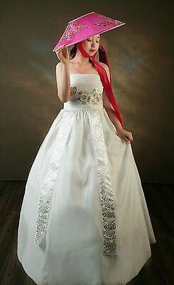 Korean Traditional Hanbok Dress - Korean Ceremony Costume / Royal Costume