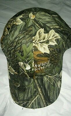 Camouflage Hunting  Hat Cap Velc   Adjustable Back Strap   United Rentals
