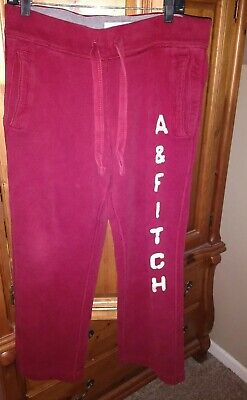 Men's Abercrombie And Fitch Sweatpants