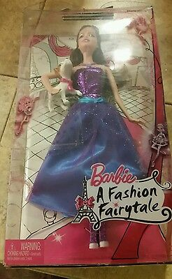 barbie fashion fairytale doll marie