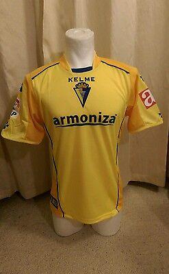 Cadiz 2006 - 2007 Home Football Shirt by Kelme BNWT (Medium) image