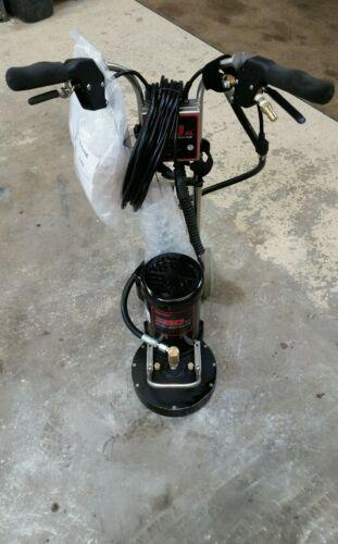 Photo New Carpet Cleaning powerwand Rotovac 360XL rotary jet extractor demo