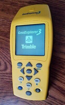 Trimble Geoexplorer 3 38376-00