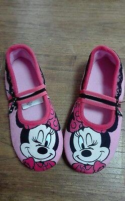 zapatillas bailarinas de niña de Minnie Mouse segunda mano  Llamigo