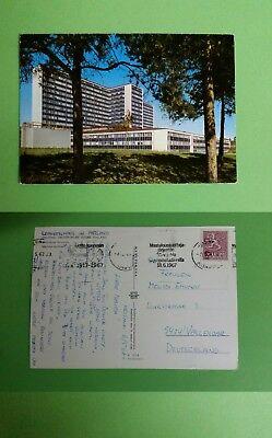 AK Helsinki Krankenhaus 1967