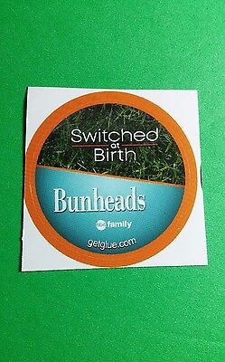 Switched At Birth Bunheads Double Title Tv Getglue Get Glue Sm 1 5  Sticker