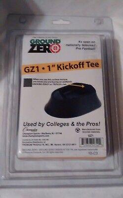 """Football Ground Zero 1"""" Kicking Tee Free Shipping"""