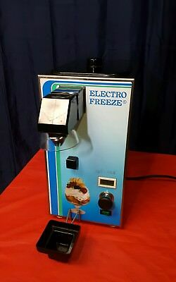 Electro Freeze Wc3 Whipped Cream Machine Dispenser Made By Carpigiani Kw50