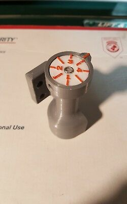 South Bend Heavy 10 10l 10r Metal Lathe Threading Dial Thread 3d Printed New