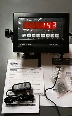 Triner Ts-700 Ms Scale Digital Weighing Indicator Surge Protector