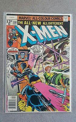 Uncanny X-men (1963 series) #110, Grade 9.0