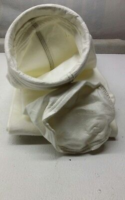 Dust Collectorfilter Bag 5 12 X 10ft New 25pcs