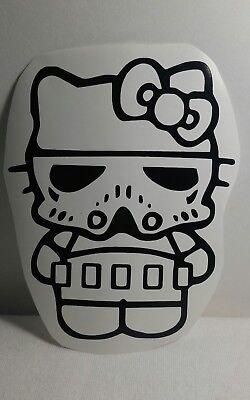 Star Wars Hello Kitty Storm Trooper Sticker Decal 5