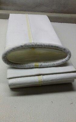 Jet Mill Dust Collectorfilter Bag 5 X147 New 35pcs