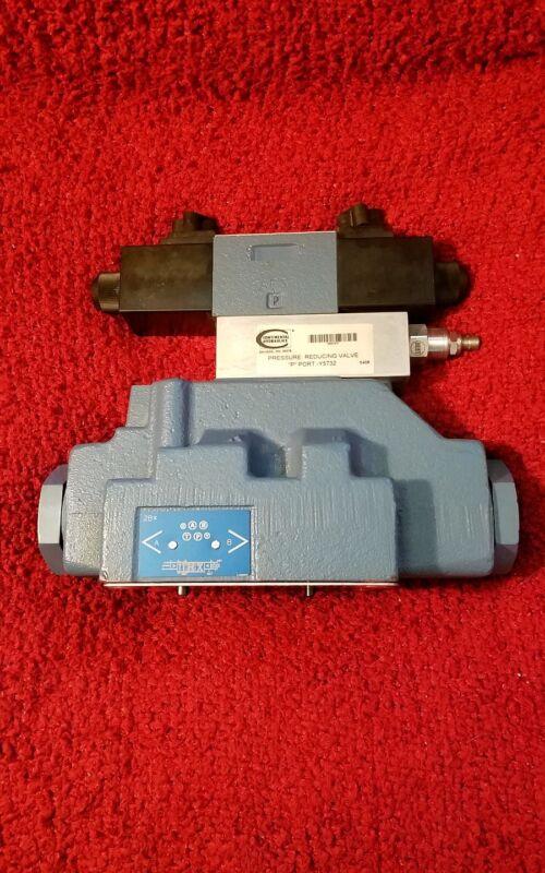 "Continental Hydraulics Solenoid Valve Pressure Reducing Valve ""P"" Port-Y5732"