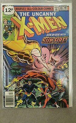 Uncanny X-men (1963 series) #118, Grade 8.0