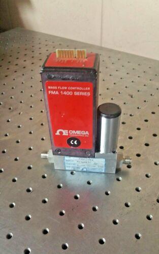 Omega Mass Flow Controller FMA1402 1400 Series