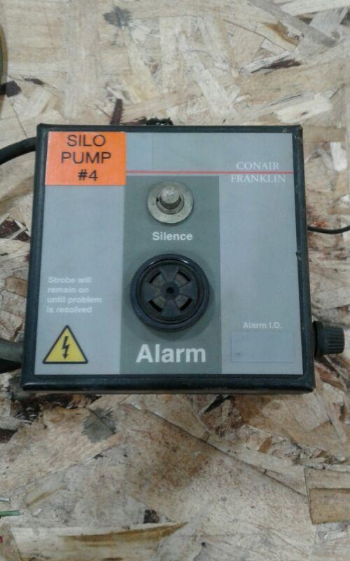Conair Franklin Alarm Silo Pump Alarm System #089B6