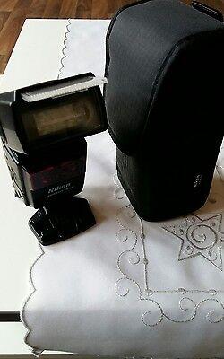 Nikon SB-600 Aufsteckblitz  mit tasche online kaufen