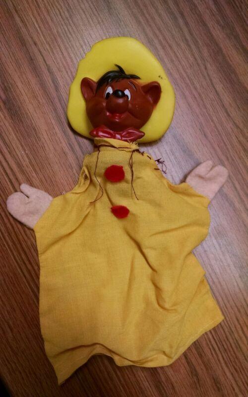 Vintage Speedy Gonzales Hand Puppet, Warner Bros.
