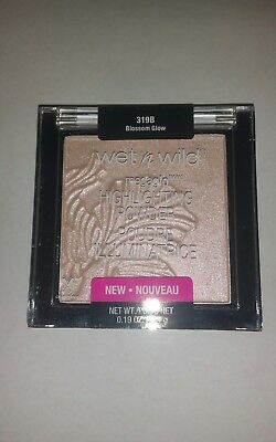 New Wet & Wild Mega Glow Blossom Glow Shimmer Highlighter  **Limited Edition**