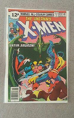 Uncanny X-men (1963 series) #115, Grade 8.0
