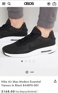 Nike Air Max essentials SIZE 9.5 AUS MENS Lalor Whittlesea Area Preview