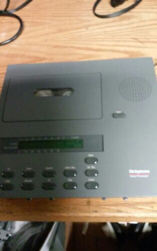 dictaphone voice processor 2750 With Foot Pedal And Ac Adapter