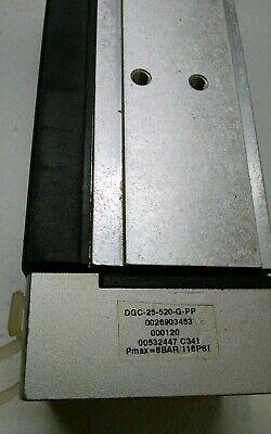 Festo Linear Actuator Dgc-25-520-g-pp