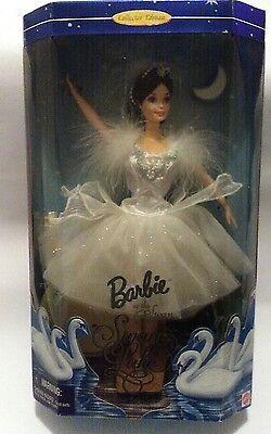 Barbie SWAN QUEEN Swan Lake Ballerina Dancer Collector Ed 18509 1997