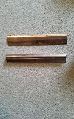 Lot Of 2 Lipshaw Microtome Knife Blade 1575 1103